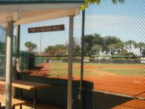 Phipps Park WPB Baseball Field