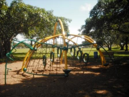 Phipps Park WPB Play Structure for Kids