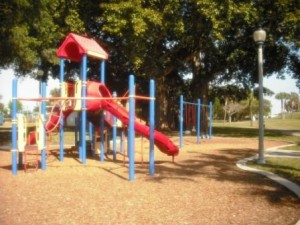 Phipps Park WPB Playground Structure
