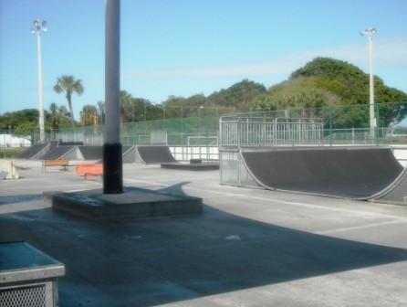 Phipps Skate Park WPB