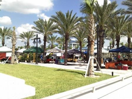 Riviera Beach Marina Greenmarket Showcase