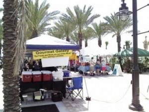 Riviera Beach Marina Greenmarket Vendor Tent