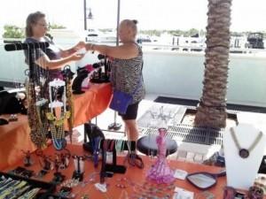 Riviera Beach Marina Village Artisan Vendors