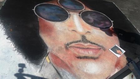 2017 LW Street Painting Prince