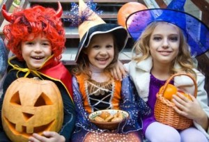 Halloween 3 kids costumes