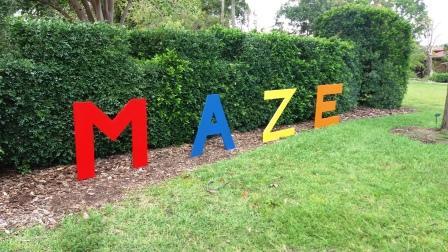 Mounts Children Maze