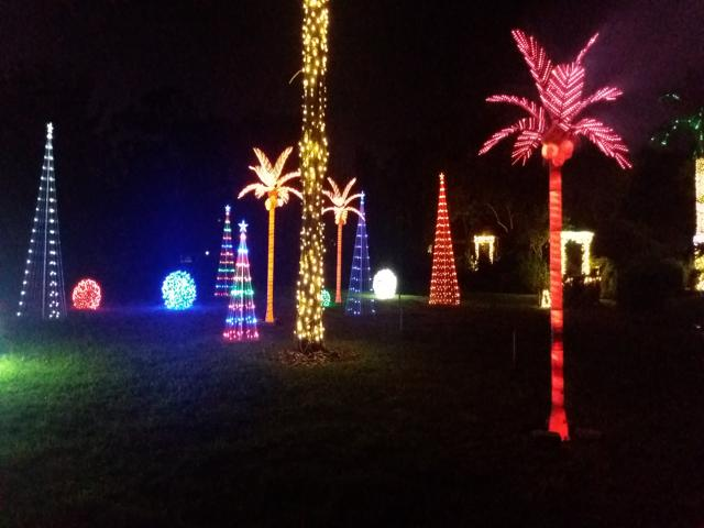 Mounts Garden of Lights 10