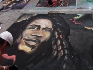 Bob Marley 2019 LW Street Painting Festival-640x480