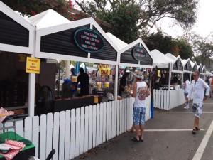 Food Vendors Lake Worth Street Painting 2019-640x480