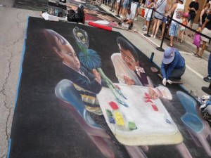 Lake Worth Street Painting Festival 3D-640x480